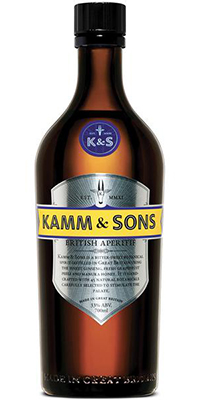 KAMM & SONS BRITISH APERITIF KAMM & SONS BRITISH APERITIF