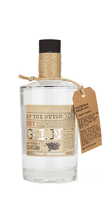 GIN BY THE DUTCH DRY GIN BY THE DUTCH DRY