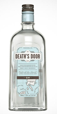 GIN DEATH'S DOOR GIN DEATH'S DOOR