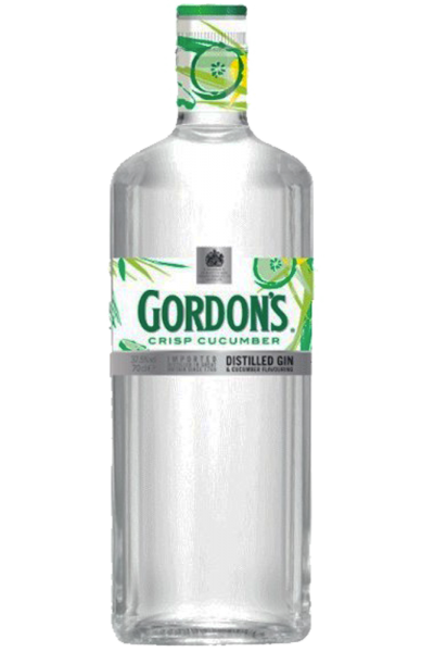 GIN GORDON'S CUCUMBER GORDON'S GIN CUCUMBER