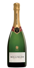 CHAMPAGNE BRUT SPECIAL CUVEE BOLLINGER - BOLLINGER CHAMPAGNE BRUT SPECIAL CUVEE